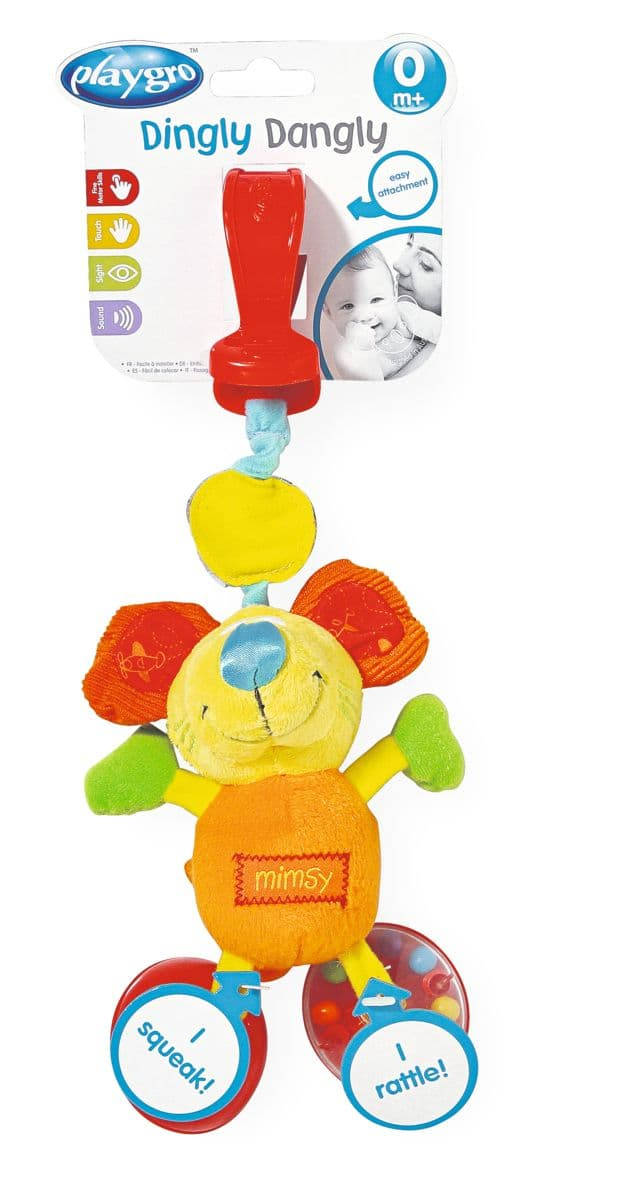 Playgro Dingly Dangly Toy Box