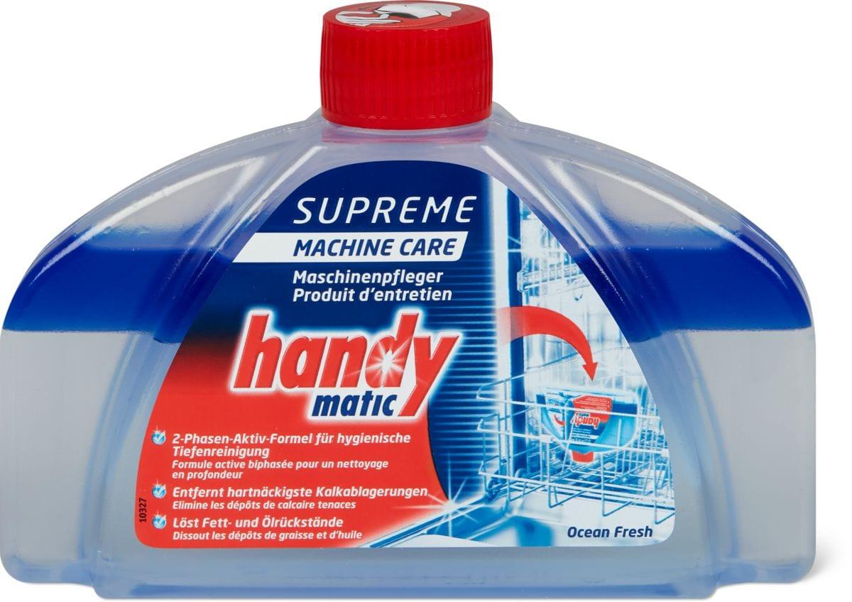 Entretien Du Lave Vaisselle handymatic supreme produit d'entretien pour lave-vaisselle