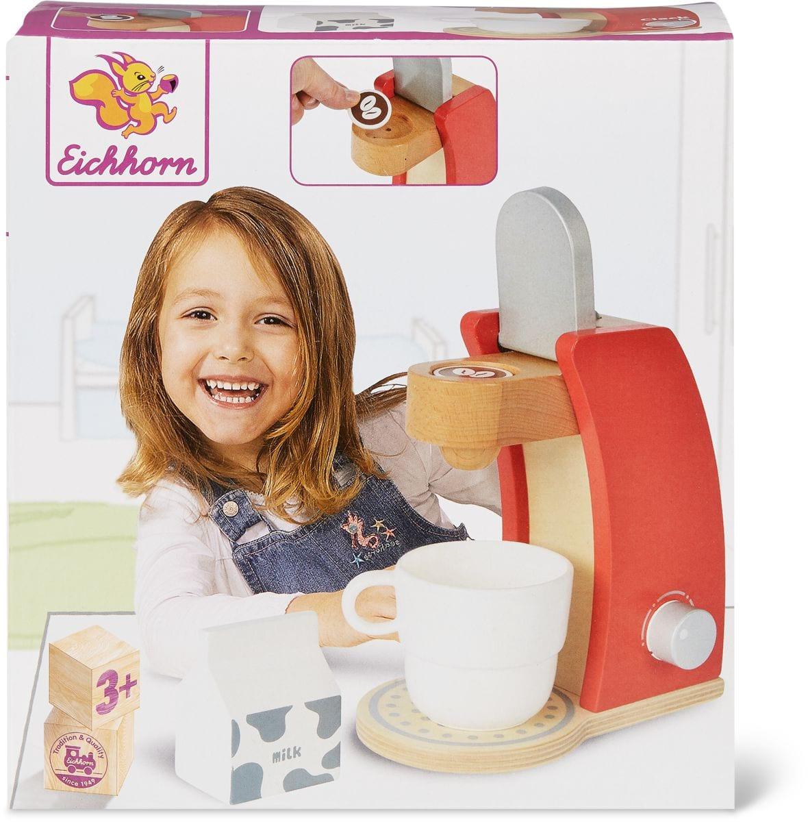 Eichhorn Kaffee Maschine Rollenspiel