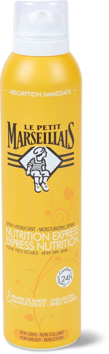 Le Petit Marseillais Body Spray Karité