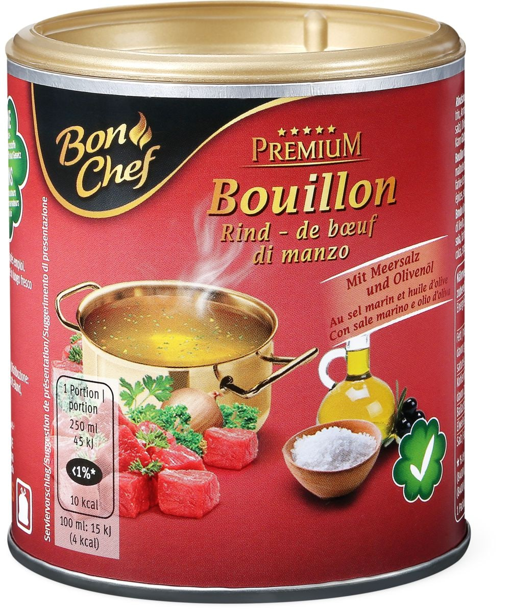 Bon Chef premium Bouillon boeuf