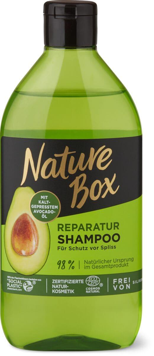 Nature Box Avocado Shampoo
