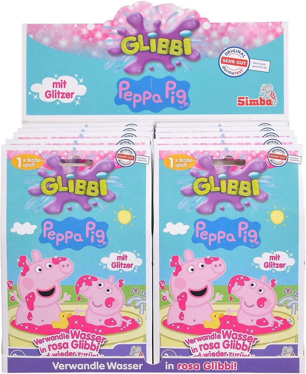 Simba Peppa Pig Glibbi 1 Suprise Bag Modelieren