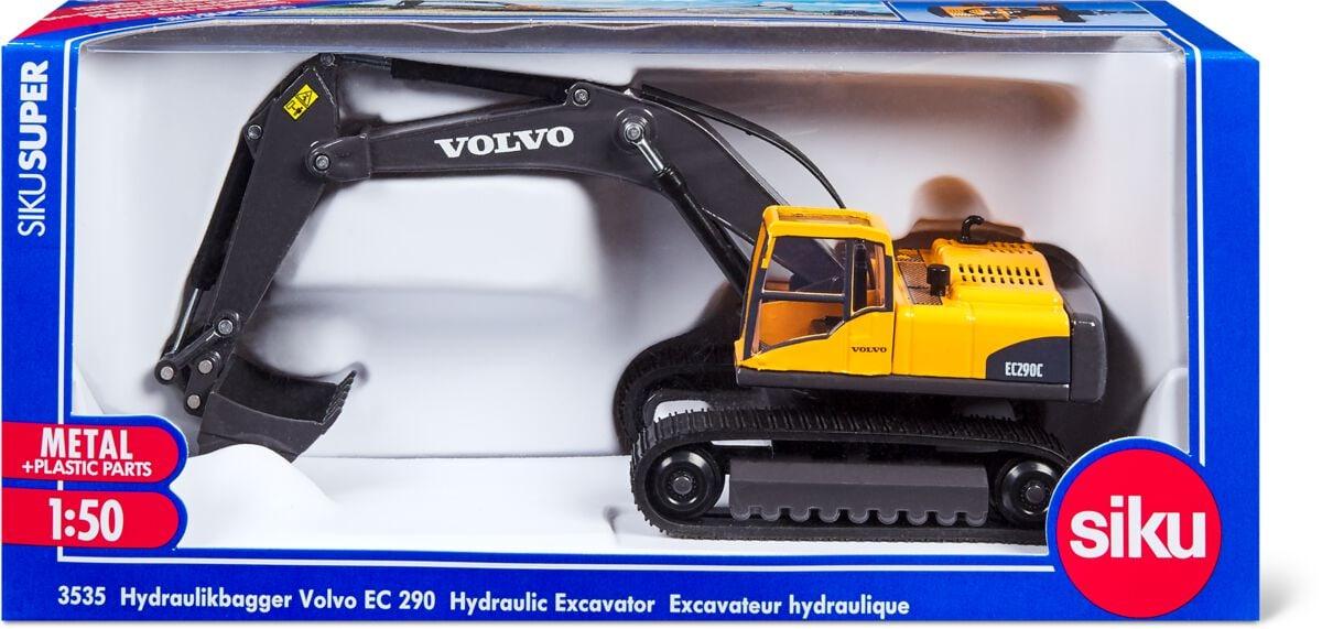 Siku Volvo EC 290 Hydraul Hydraulik Macchinine da collezione