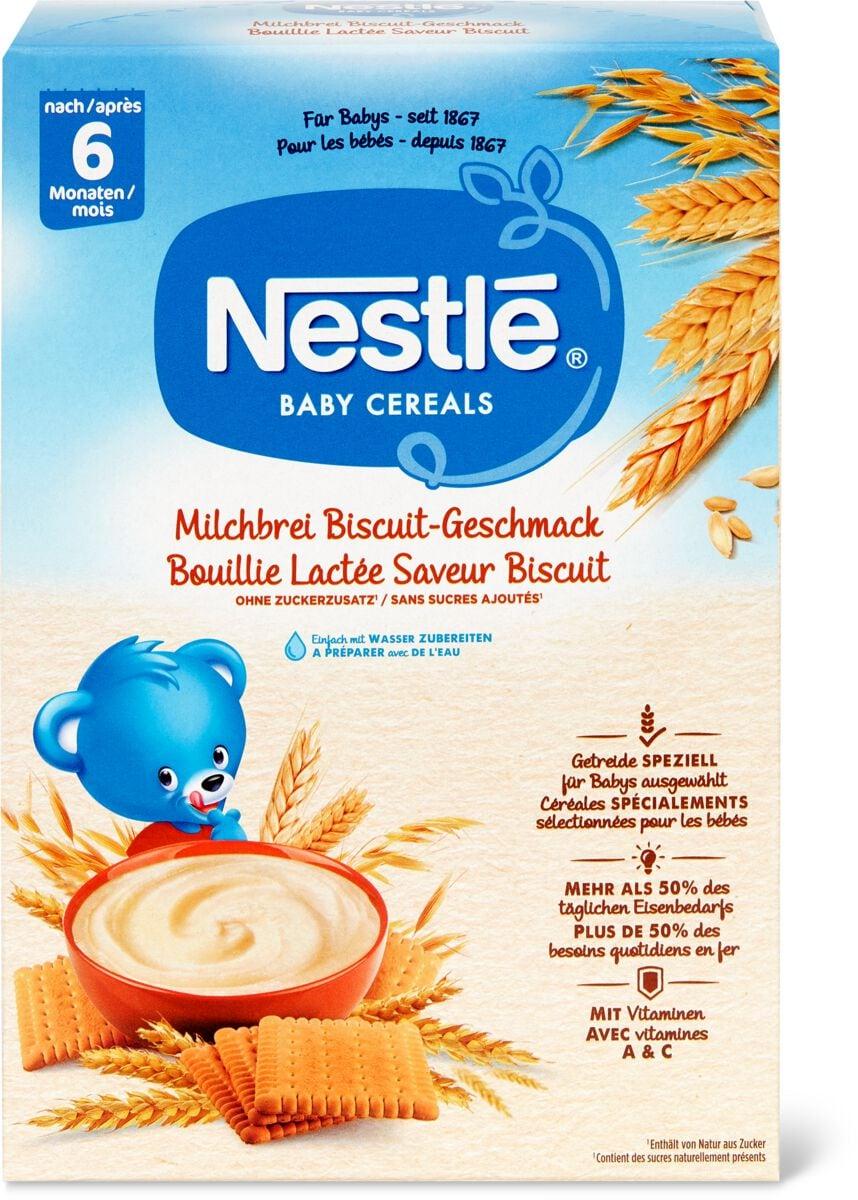 Nestlé Baby Cereals Céréales aux biscuit