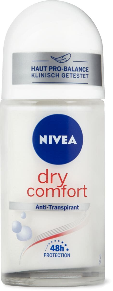 Nivea Deo Roll-on Dry Comfort