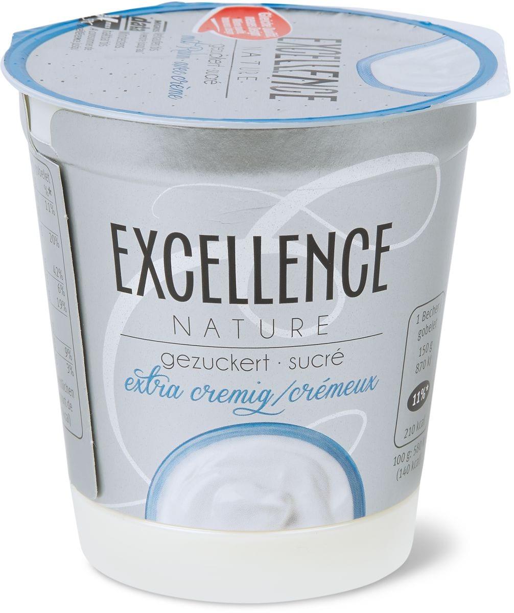 Excellence Yogurt Nature zuccherato