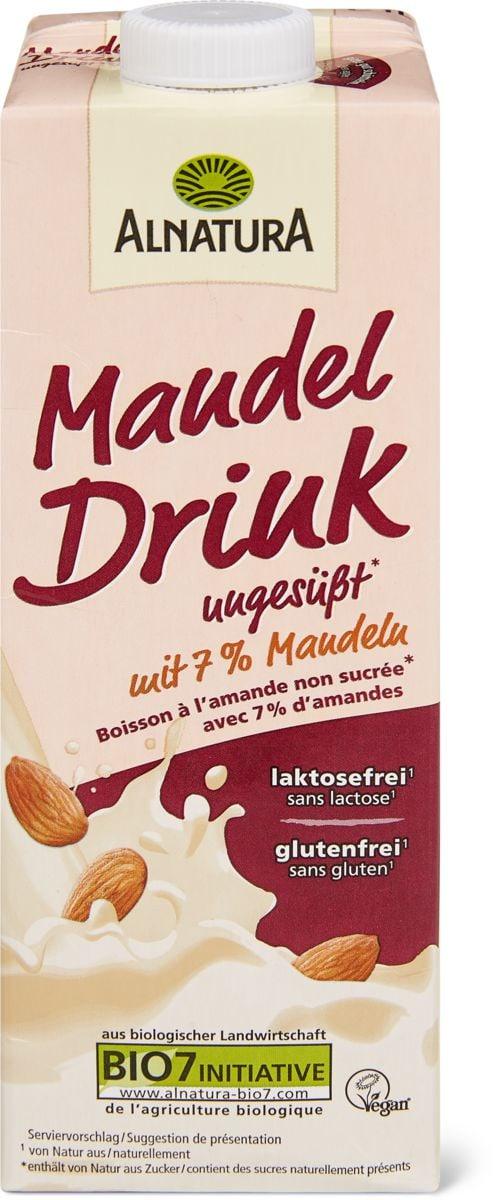 Alnatura Drink Mandeln ungesüsst