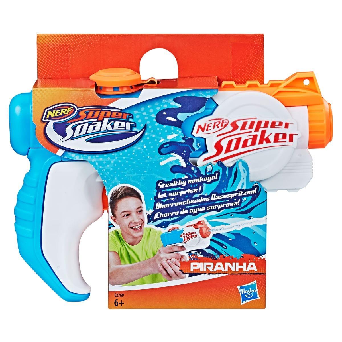 Nerf Super Soaker Piranha Armi giocattolo