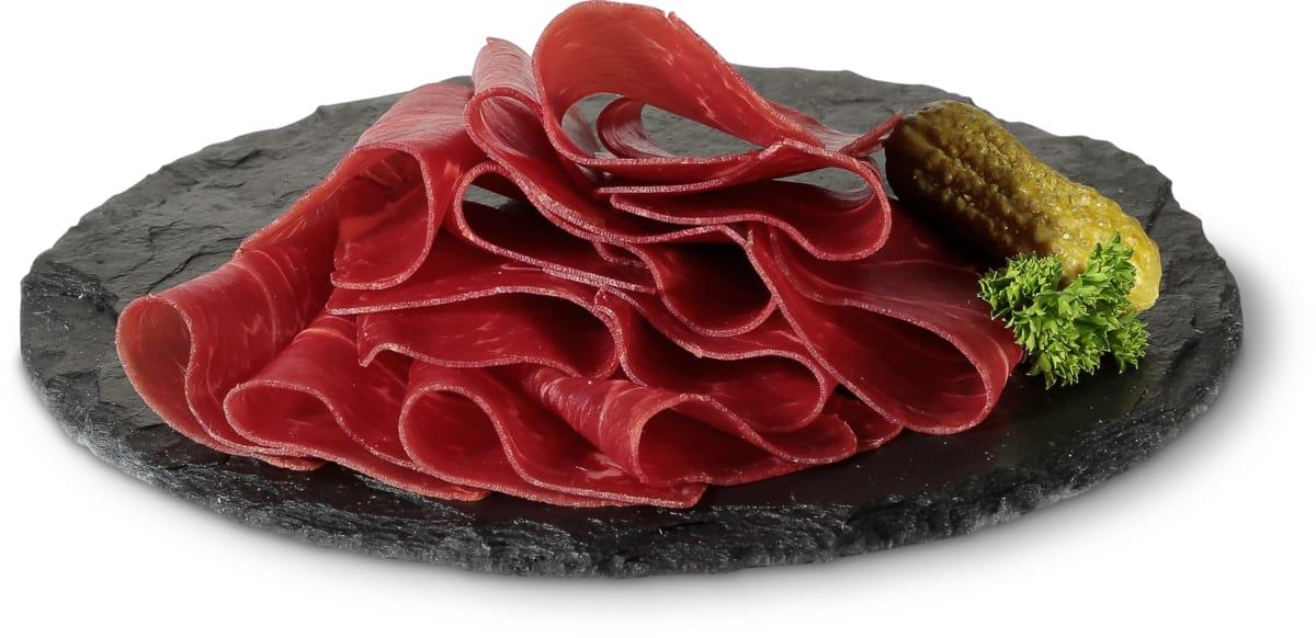 Hobelfleisch geschnitten in Sonderpackung
