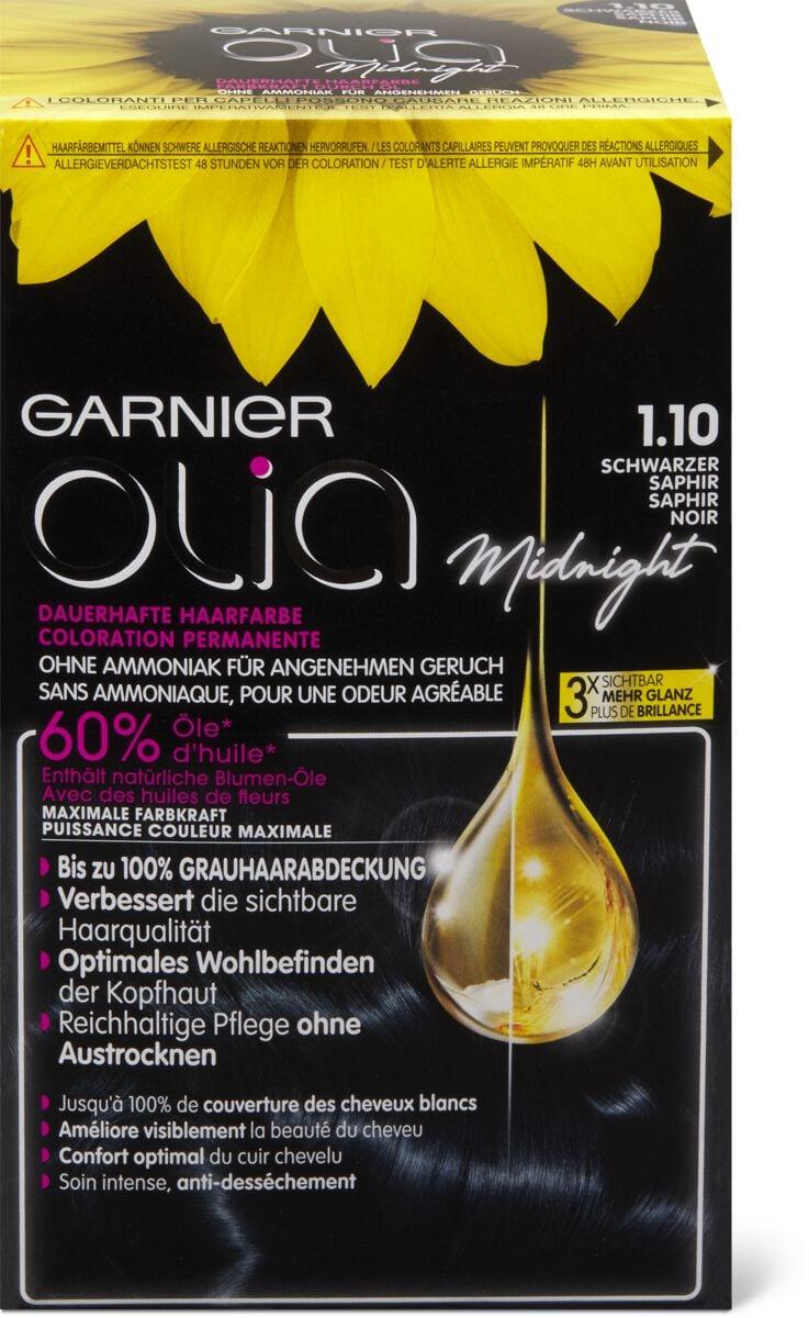 Garnier Olia 1.10 Schwarzer Saphir