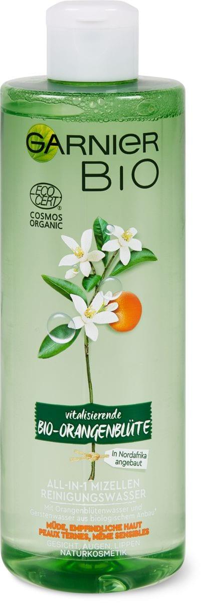 Garnier Bio Orangenblüte Mizellenwasser