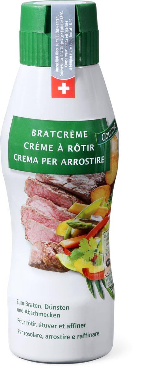 Bratcrème