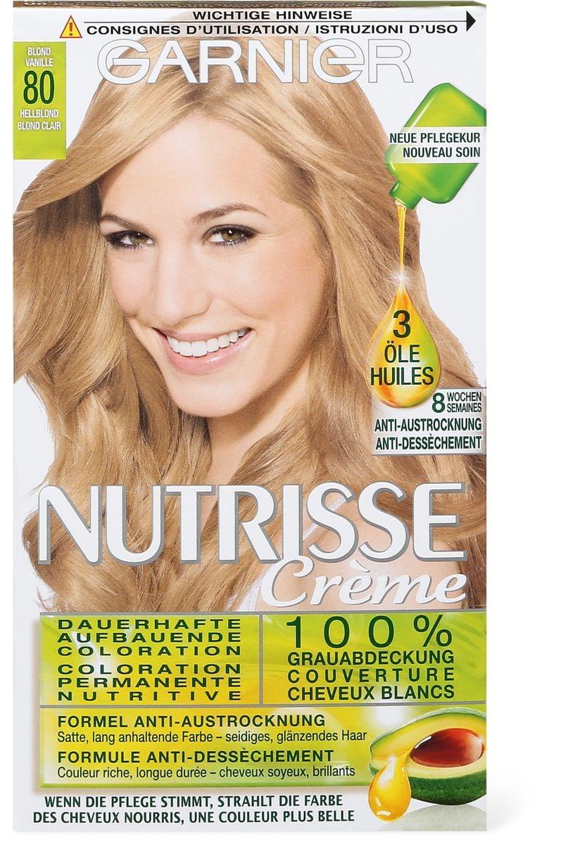Garnier Nutrisse 80 blond clair