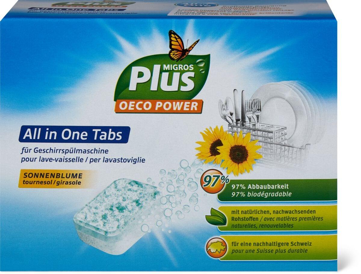 M-Plus Geschirrspülmaschinen Tabs all in 1