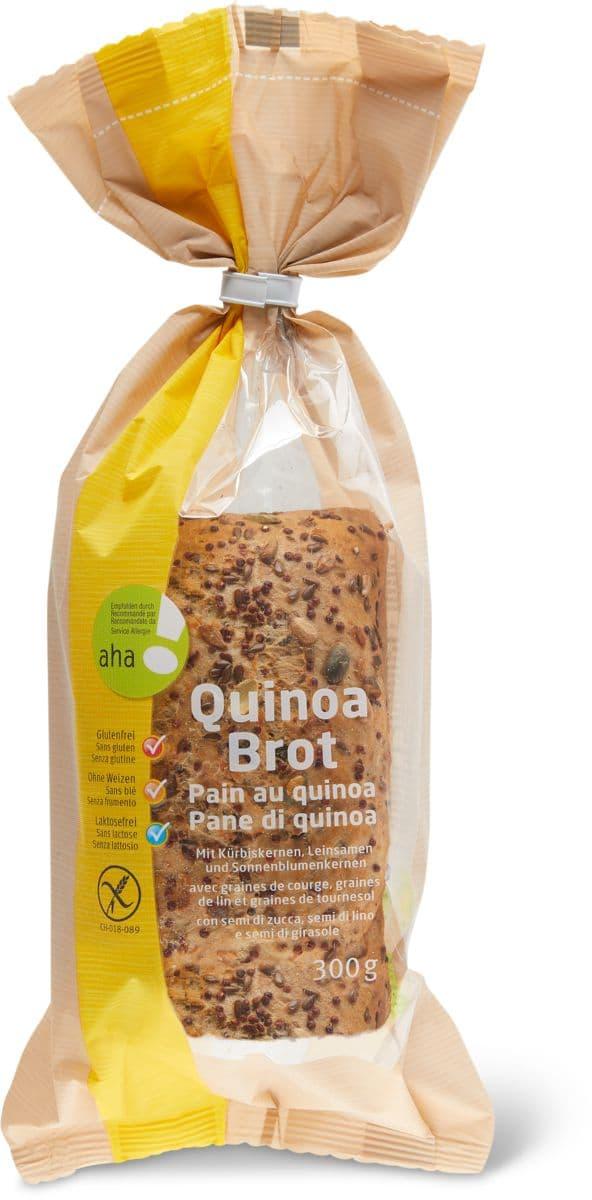 Pain quinoa aha!