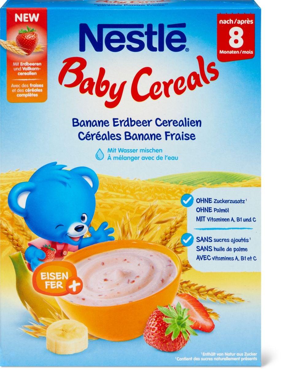 Nestlé Baby Cereals Banana-Fragola