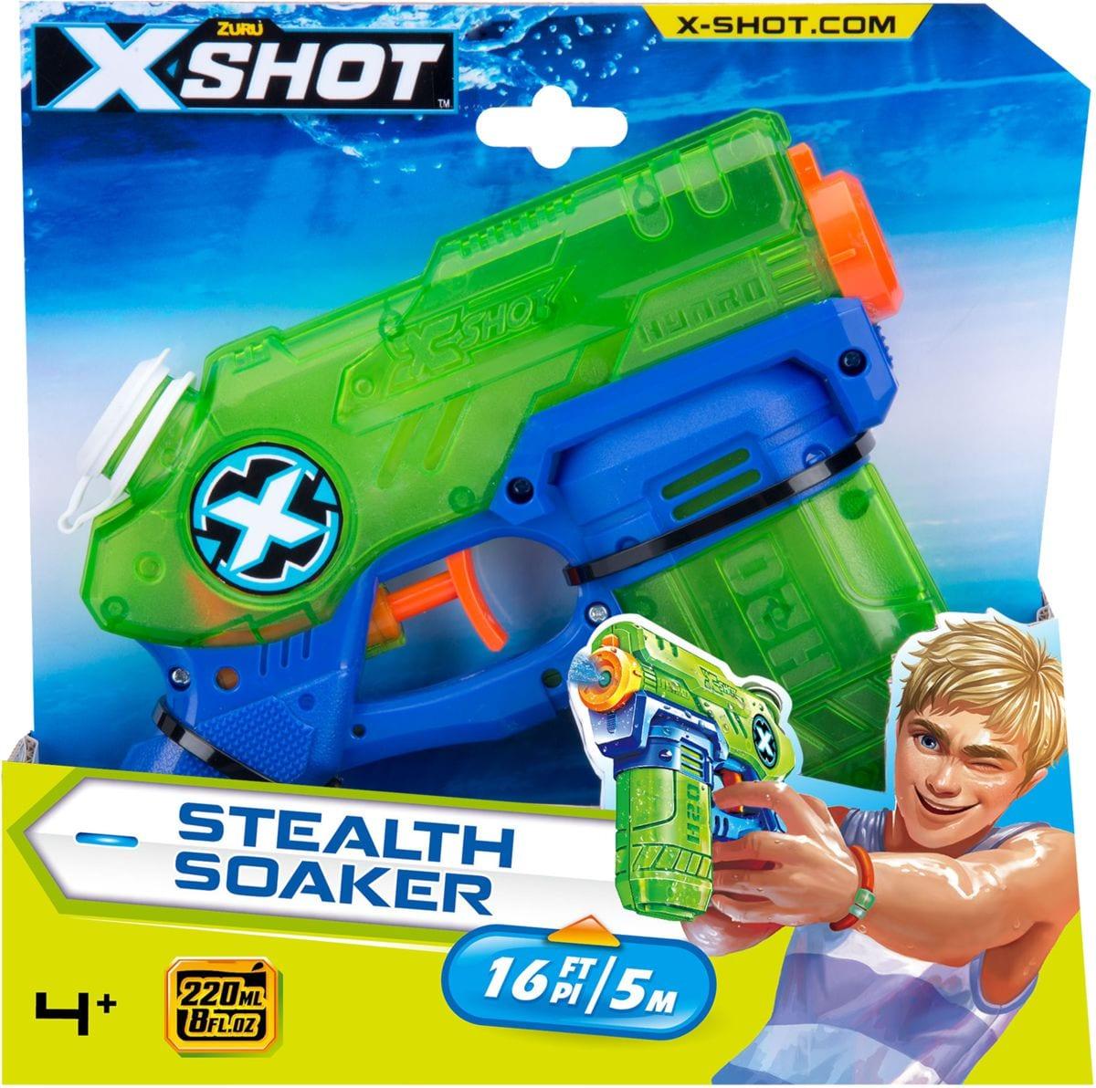 X-Shot Stealth Soaker Armi giocattolo