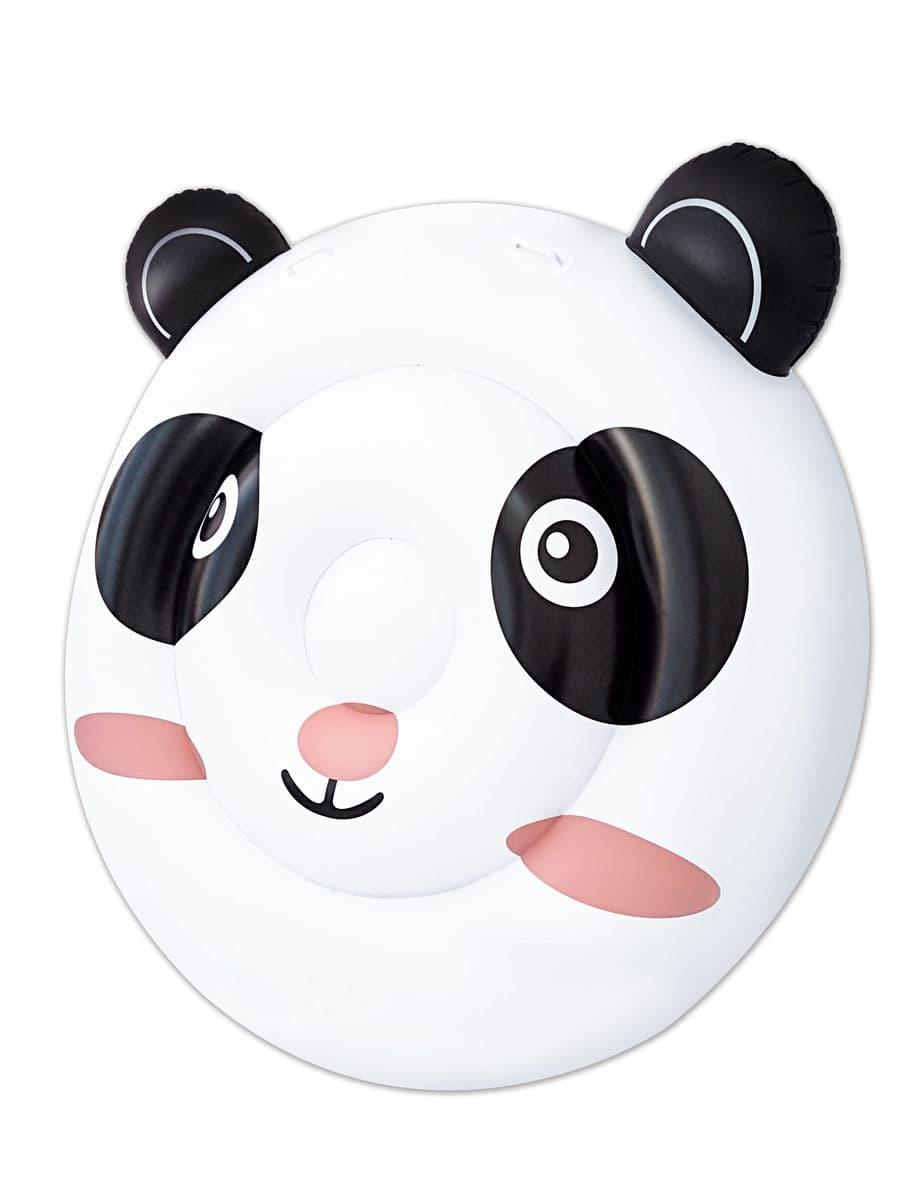 Schwimmender Panda gross Luftmatratze