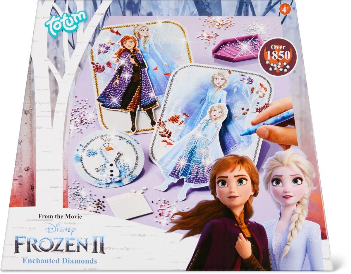 Frozen 2 Diamantbasteln