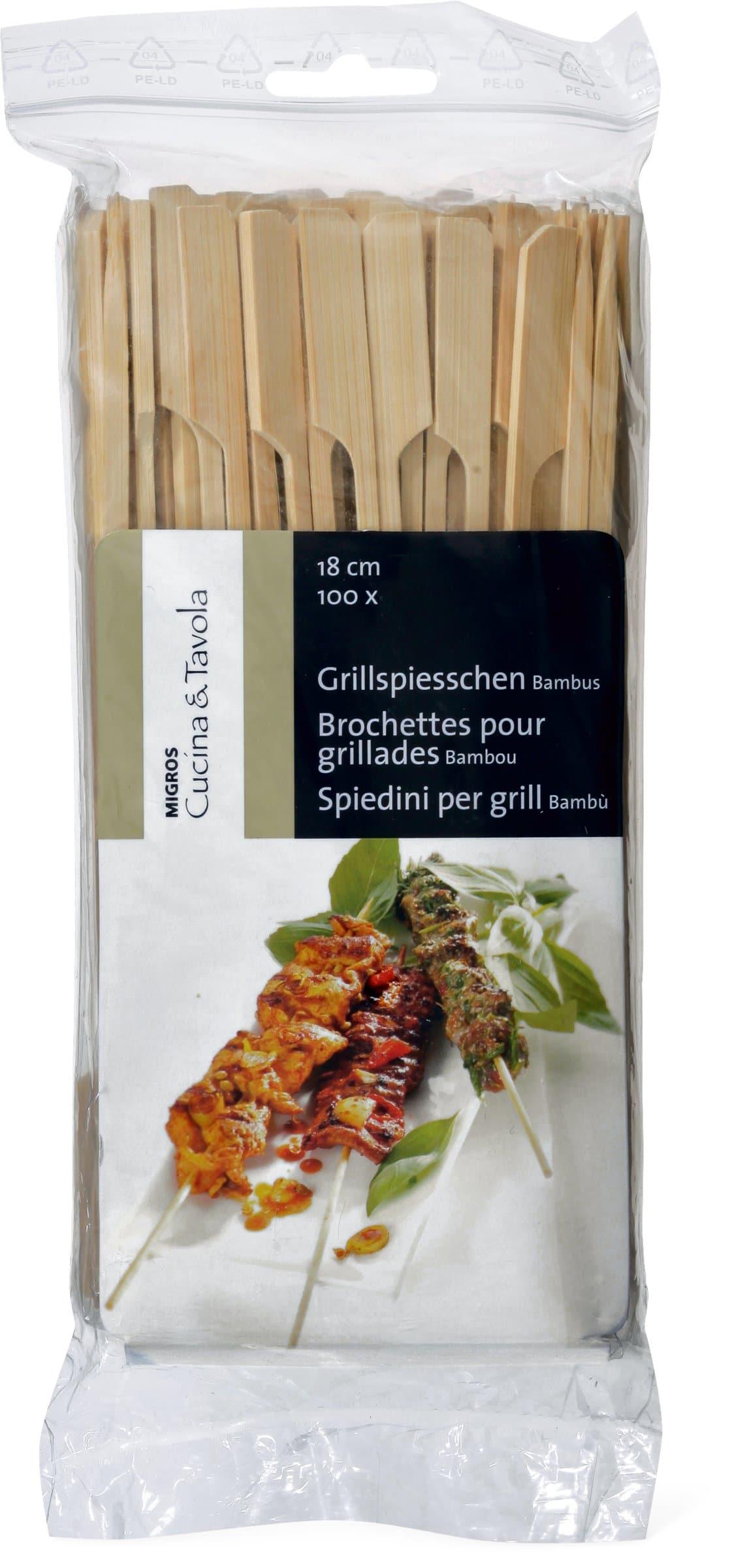 Cucina & Tavola CUCINA & TAVOLA Spiedini per grill