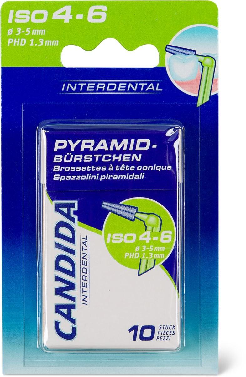 Candida Interdental Brossettes Pyramid