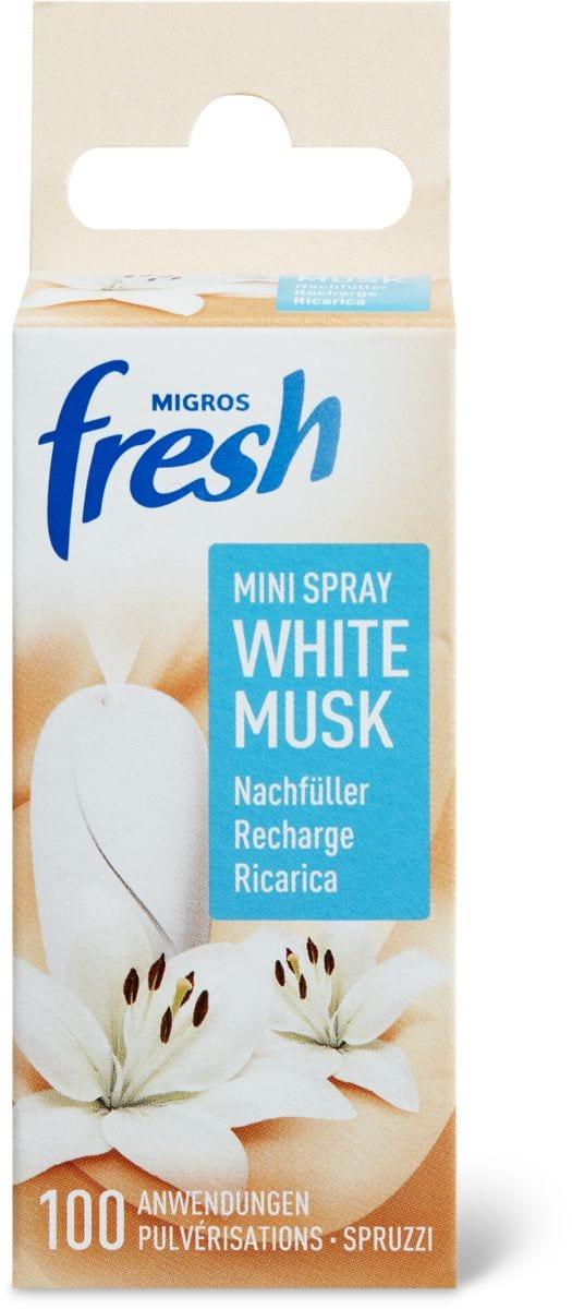 M-Fresh Mini Spray White Musk