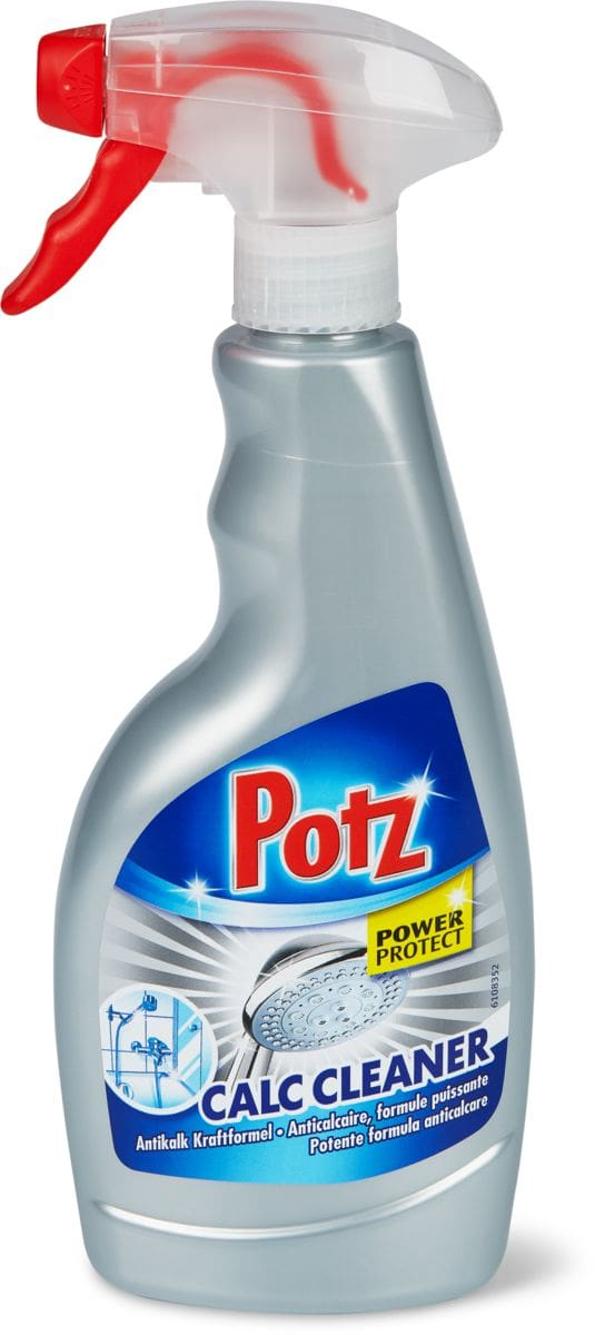 Potz Calc Cleaner