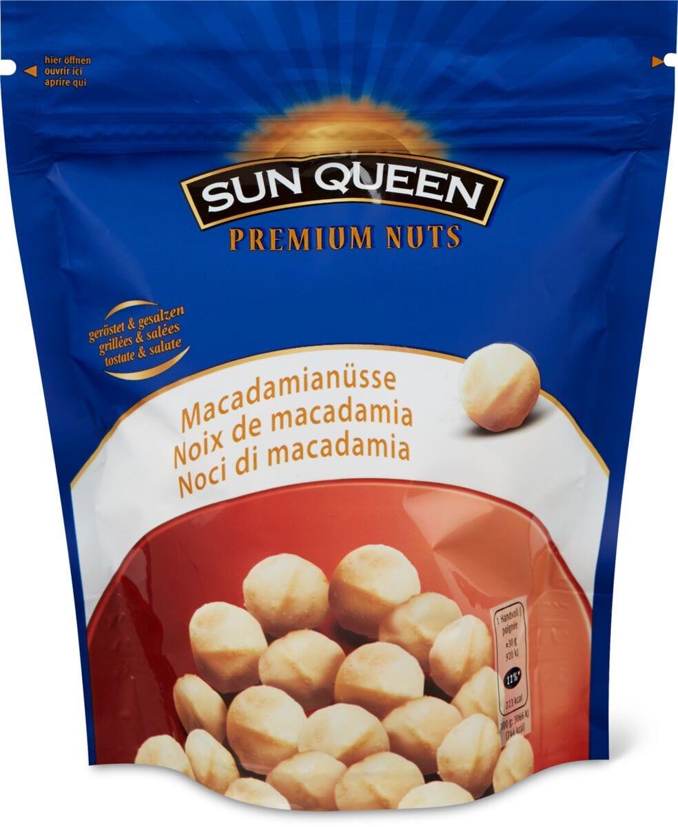 Sun Queen Noci die macadamia