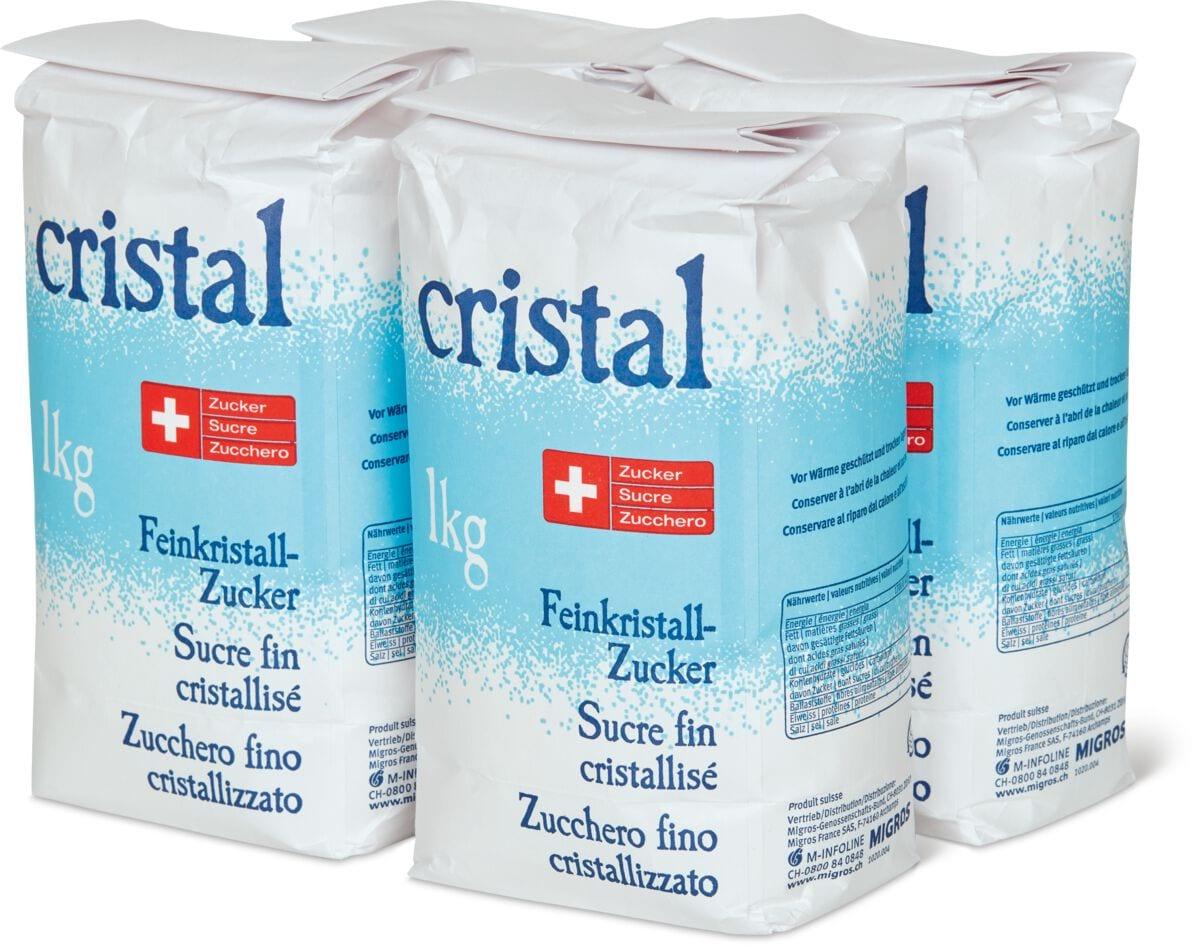 Cristal Feinkristallzucker