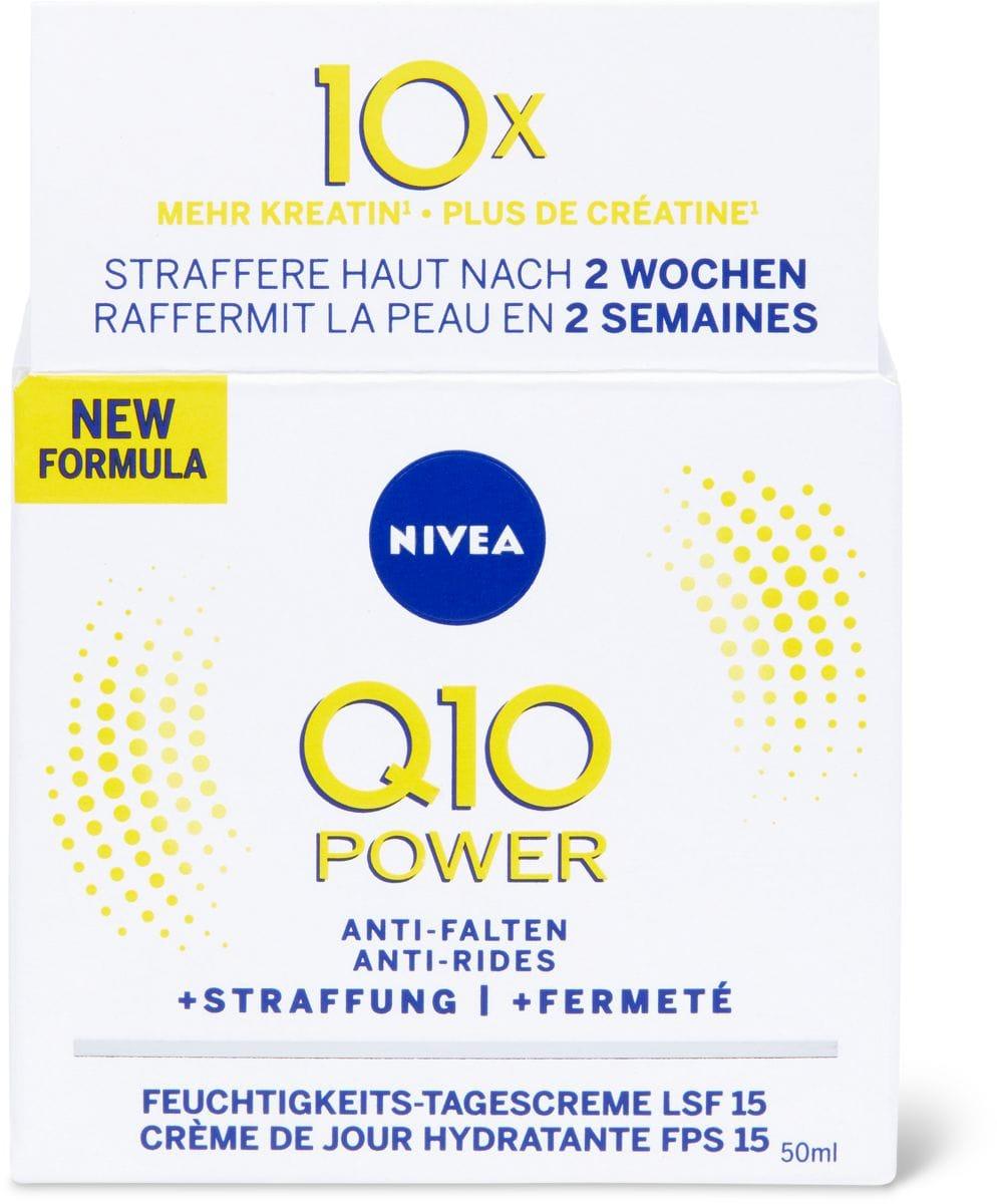 Nivea Visage Crème jour Q10+
