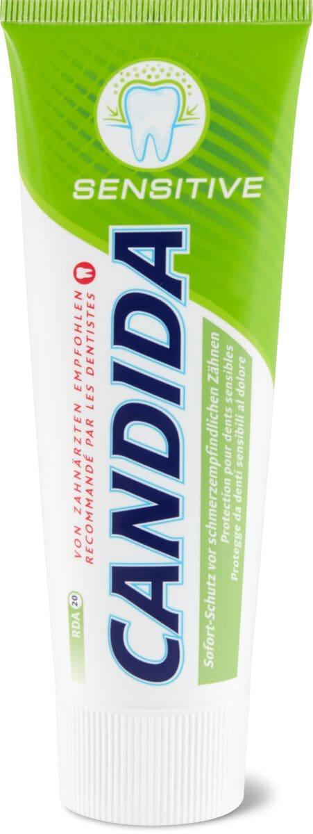 Candida Zahnpasta Sensitive