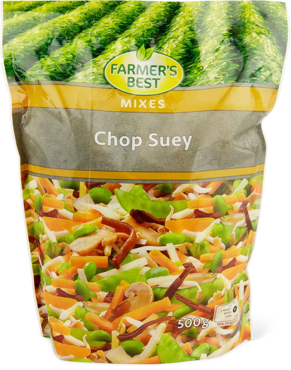 Farmer's Best Chop Suey