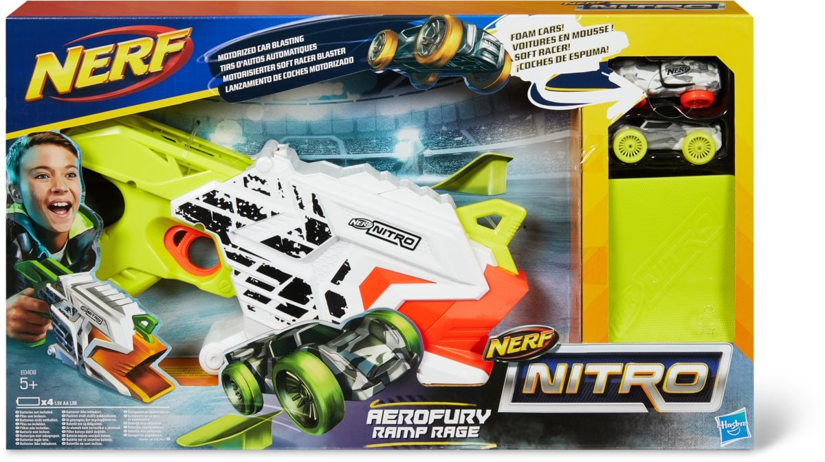 Nerf Nitro - AeroFury Ramp Rage