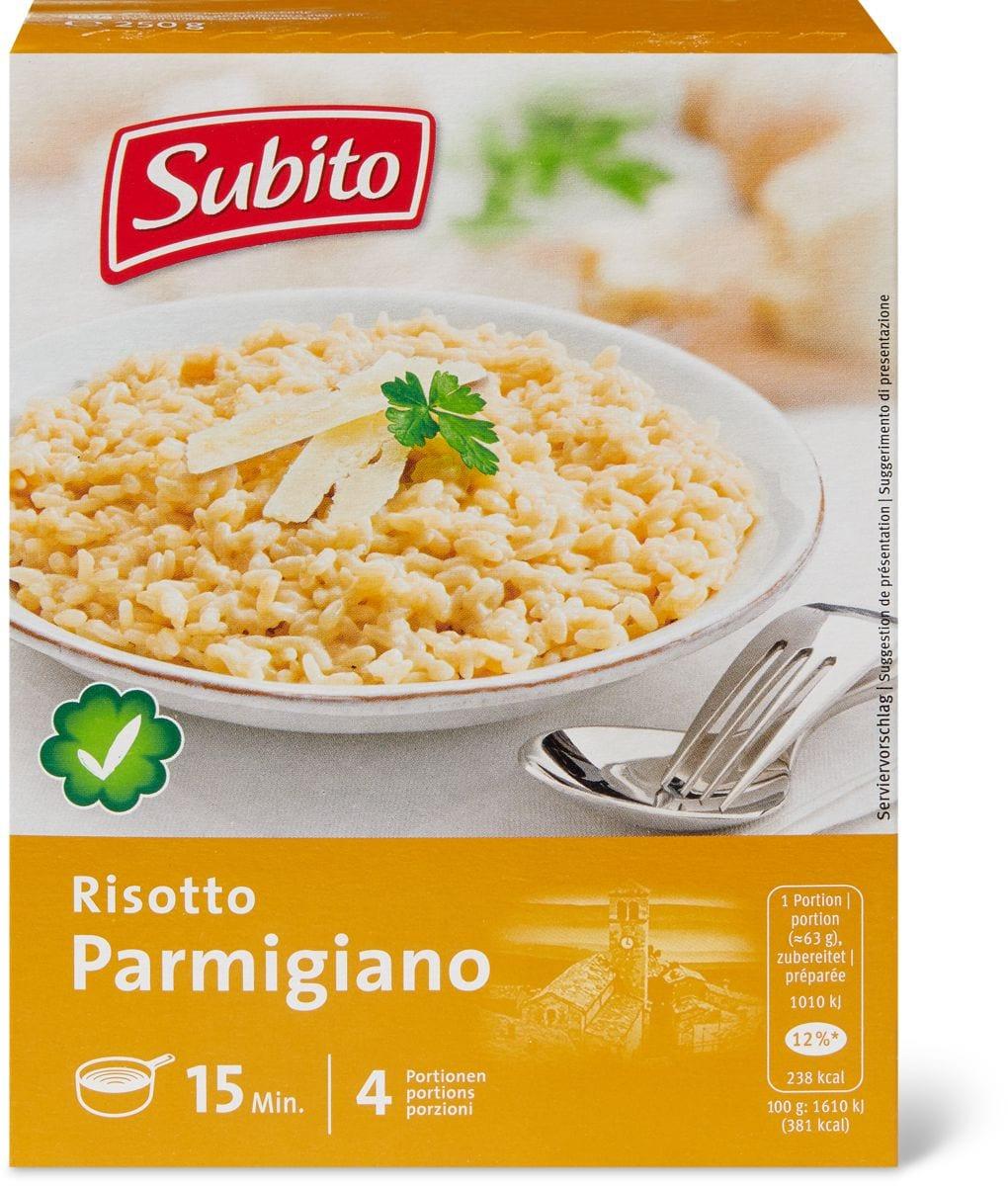 Subito Risotto Parmigiano