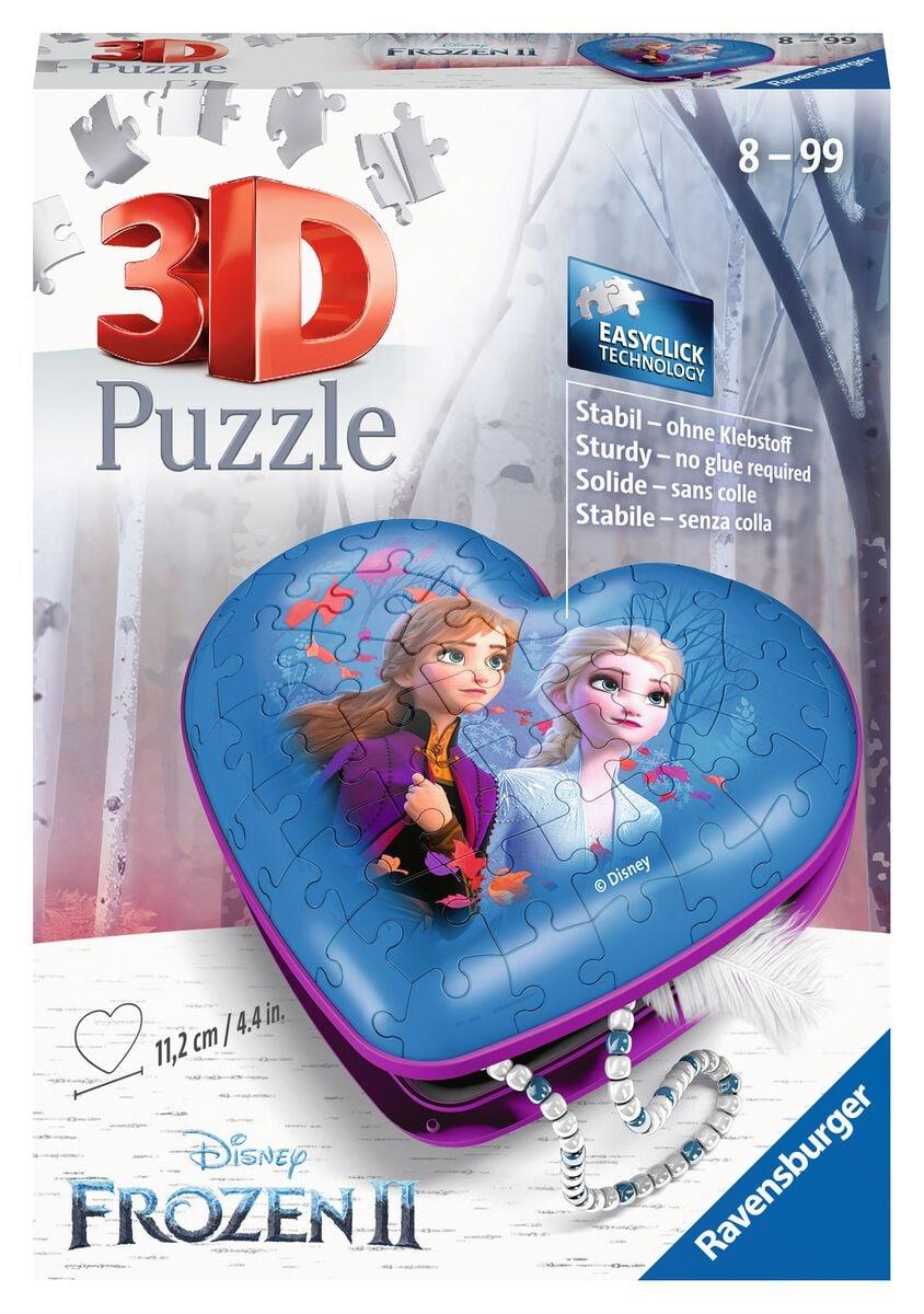 Ravensburger Frozen 2 Heart Puzzle