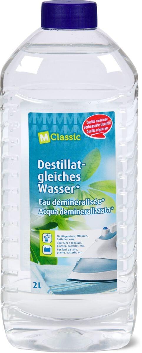 M-Classic Destillatgleiches Wasser