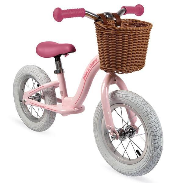 Janod Vintage Bikloon Laufrad rosa Sport