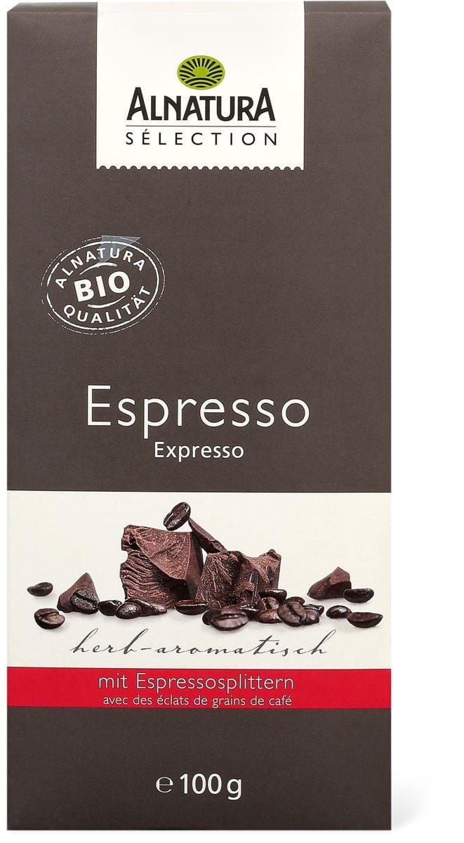 Alnatura chocolat Espresso