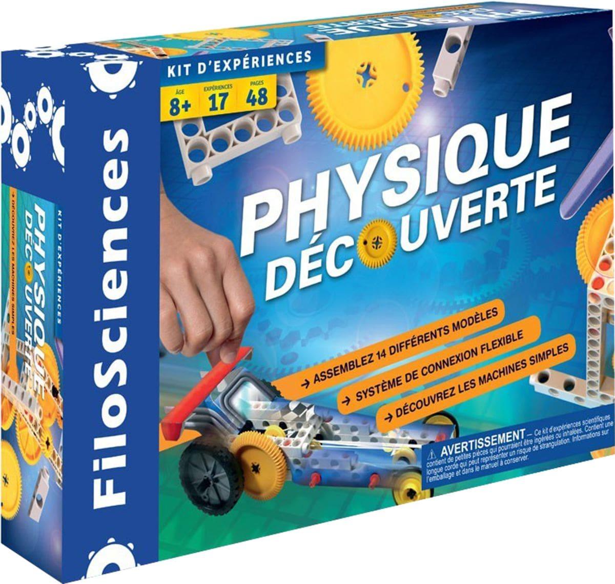 Physique Découverte (F)