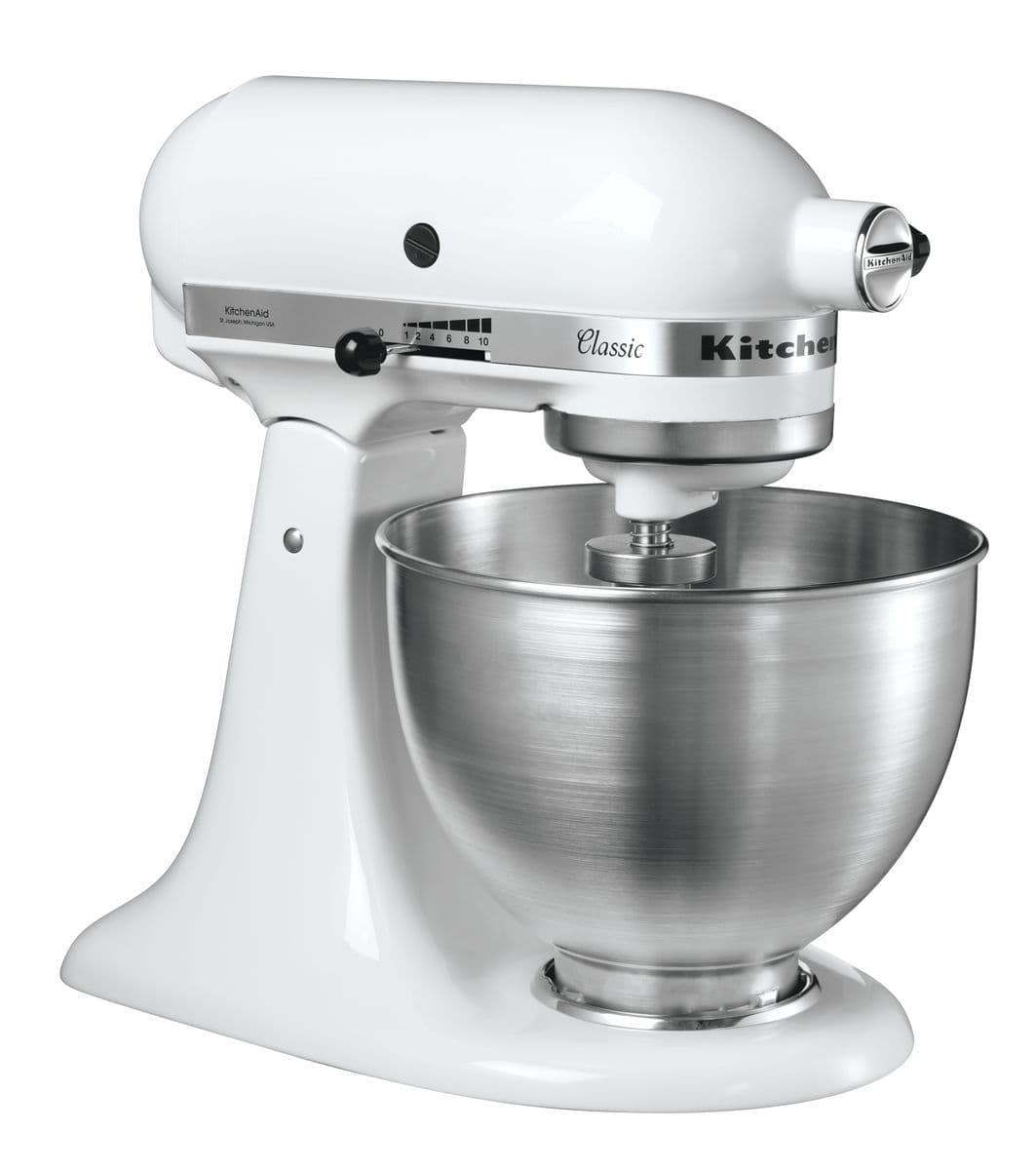 Kitchen aid robot de cuisine k45 classic set migros for Aide de cuisine