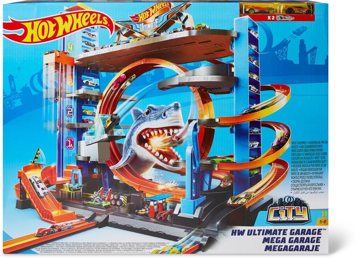 Hot Wheels City Garage Ultime