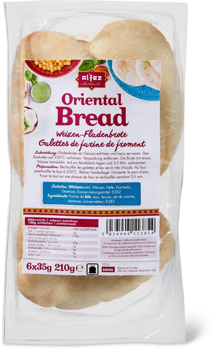 Al Fez Oriental Bread