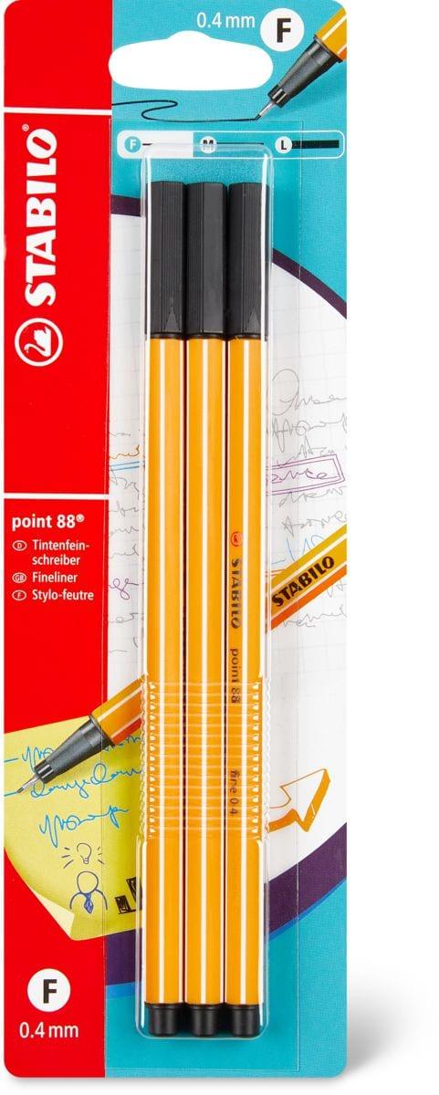 Stabilo Point 88 Penna extra-fine