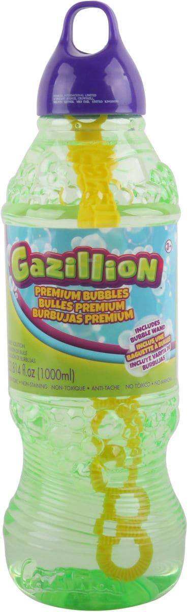 Gazillion Bubble Refill 1 Liter Giocattoli da esterno