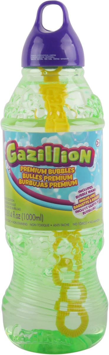 Gazillion Bubble Refill 1 Liter Outdoor-Spielzeug