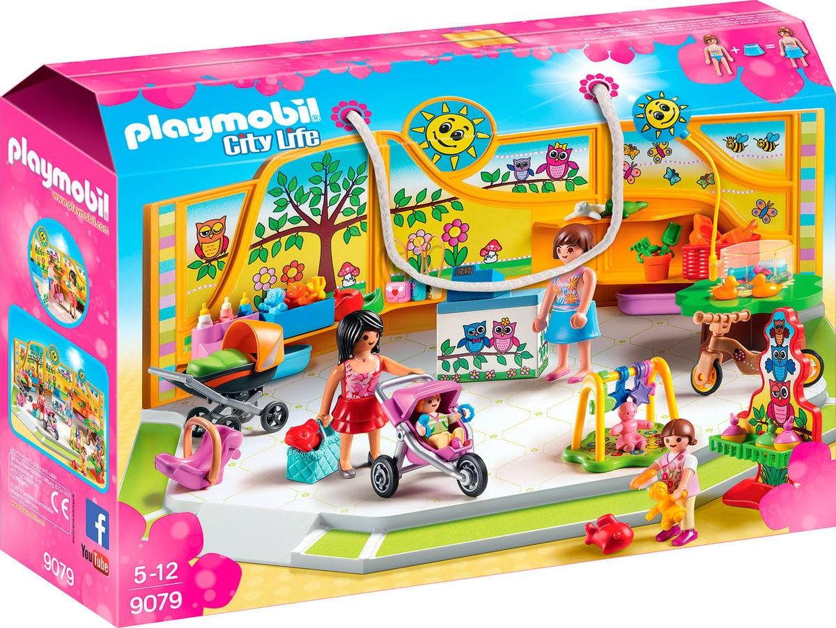 Playmobil City Life Baby Shop 9079
