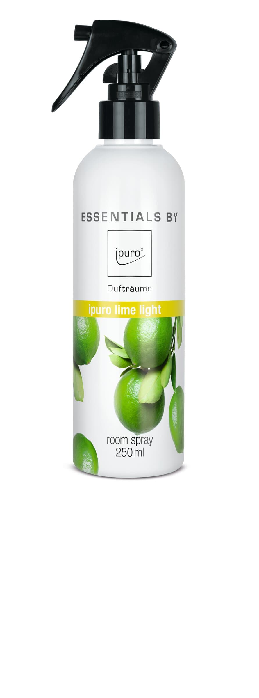 Ipuro Lime light, 250ml Spray d'ambiance