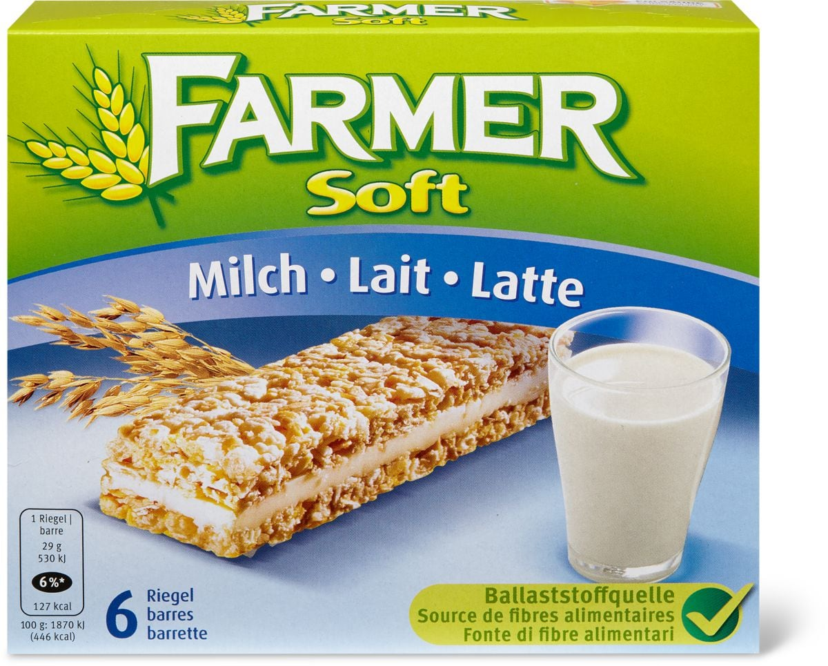 Farmer Soft Latte