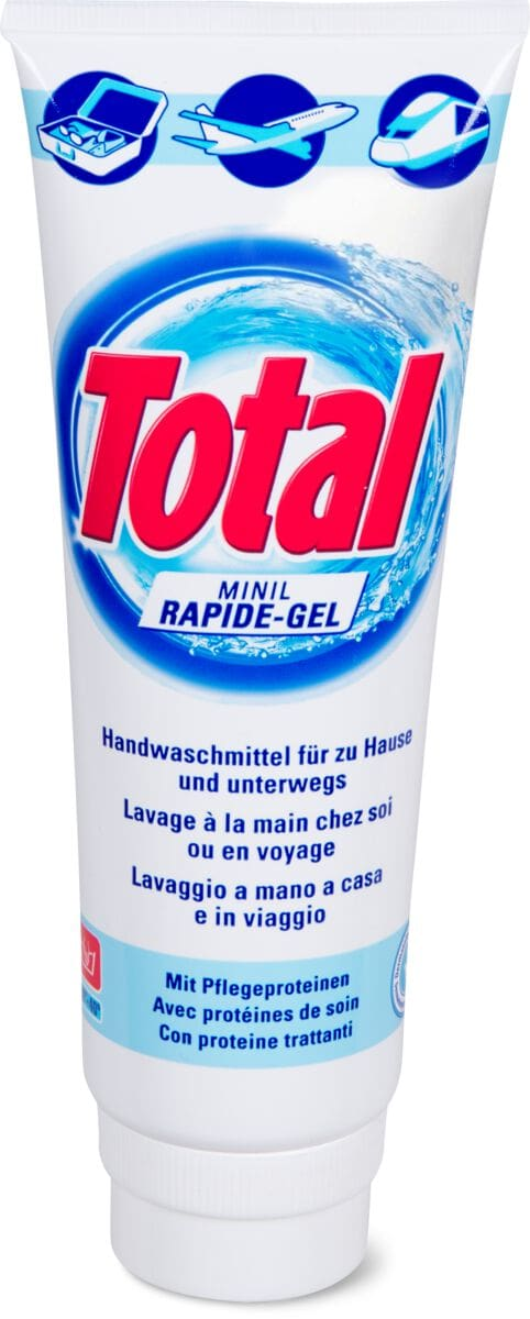 Total Minil Rapide-Gel Lavage à la main